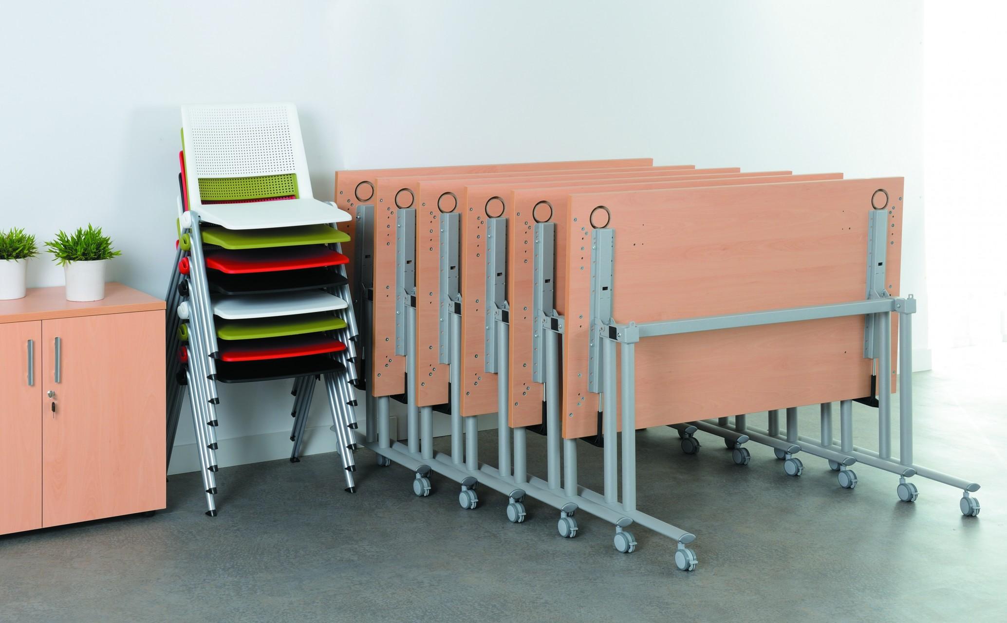 table pliante abattante fold 140 cm achat tables pliantes et abattantes 329 00. Black Bedroom Furniture Sets. Home Design Ideas