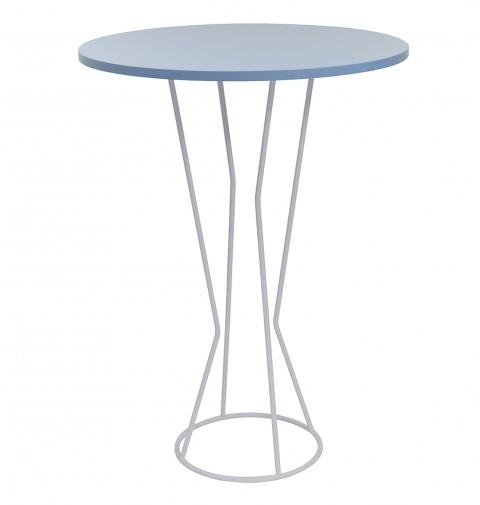 Table haute ronde CYCLO