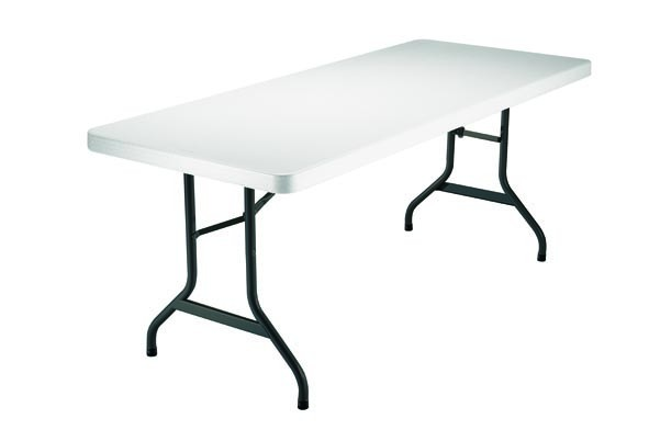 Table pliante hdpe achat tables pliantes et abattantes 89 00 - Tables collectivites pliantes ...