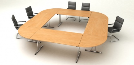 Tables pliantes et abattantes - Table pliante KARLY
