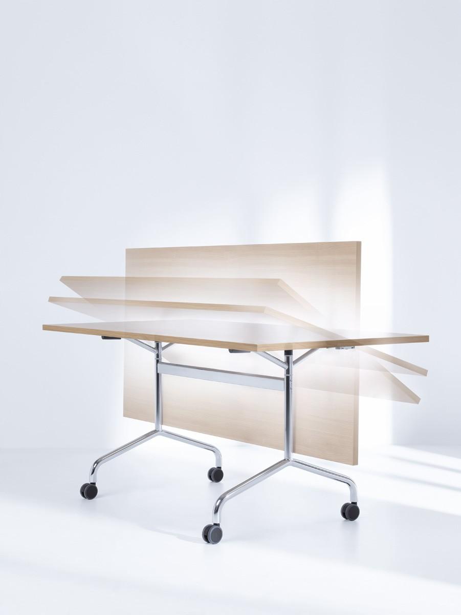 Table rabattable achat tables pliantes et abattantes for Bureau 70 cm de large